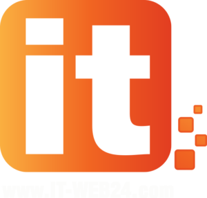 Website Gestaltung, it-web24.com logo